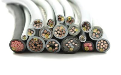 Diverse Elektrokabel