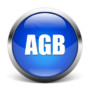 blue AGB icon