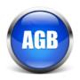 blue AGB icon